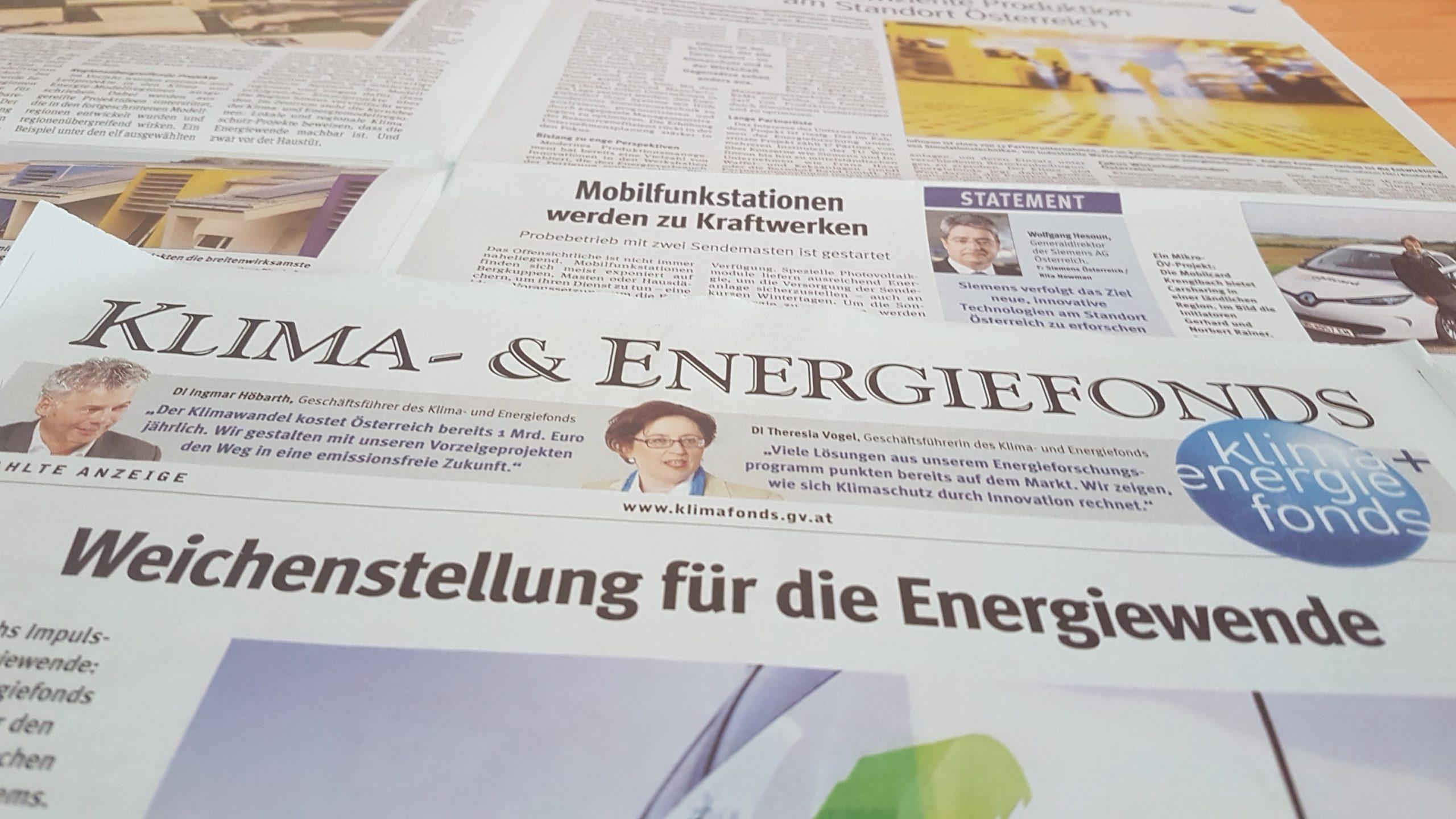 Die Blauen Standar.ds Redaktion: Josef Ruhaltinger