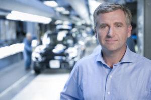 Magna Europe-CEO Günther Apfalter