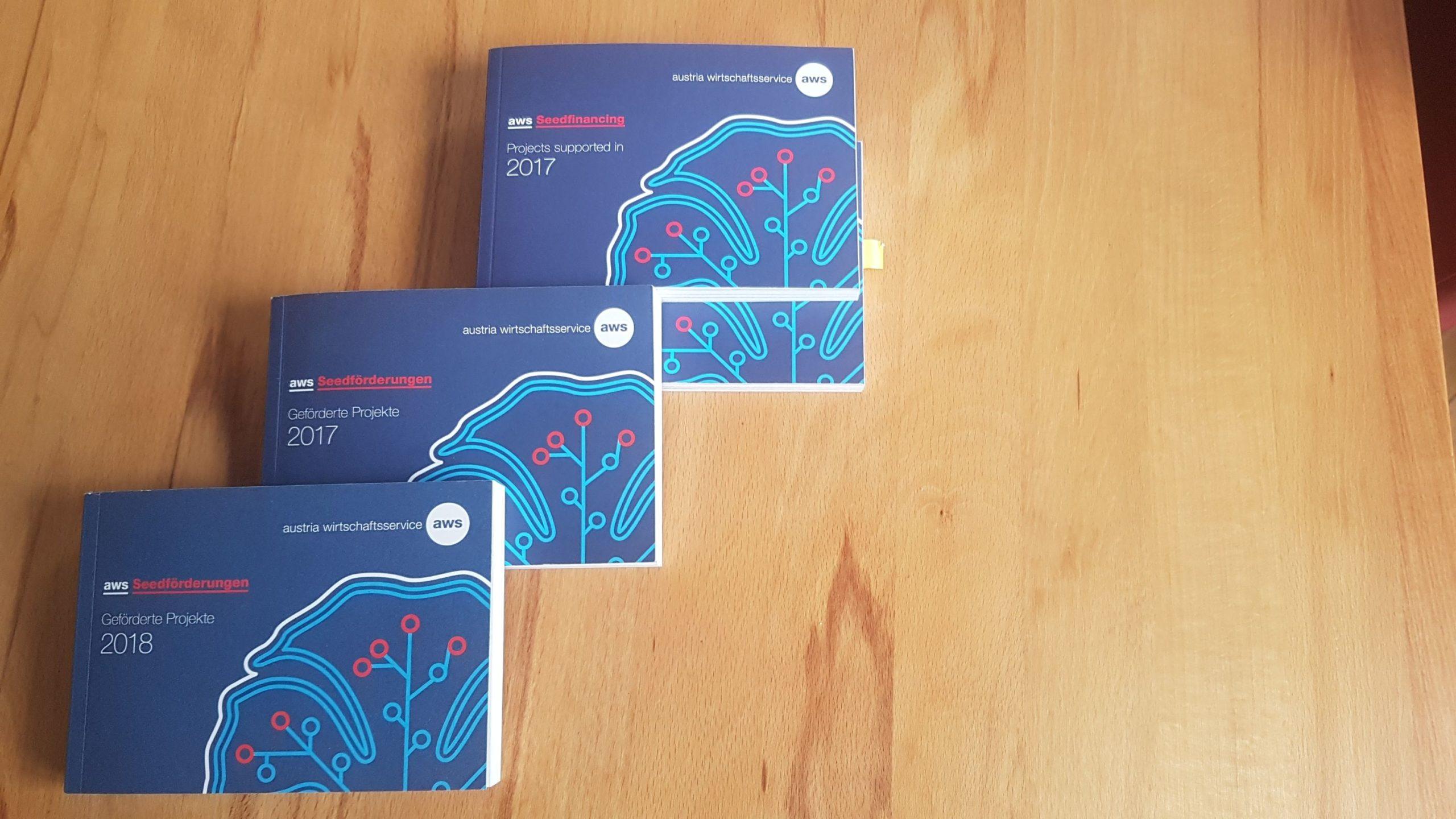 aws booklet -Seedförderungen in Österreich