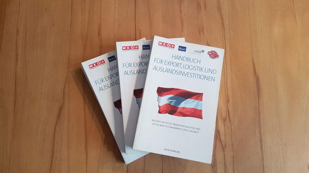 @ Logistik-und Exporthandbuch Ruhaltinger